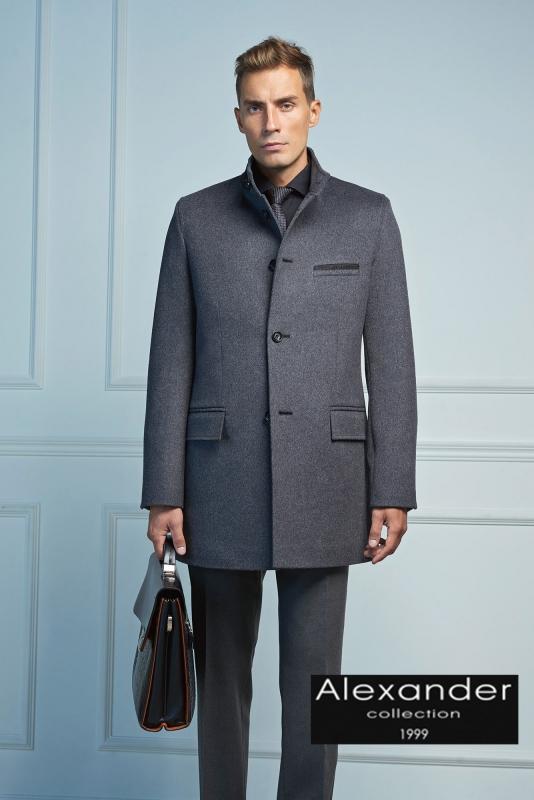52b370fcad6 Новая коллекция мужских пальто осень-зима 2017-2018 гг.. - Новости